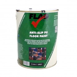 Anti-Slip Polyurethane Floor Paint - 5 Litres
