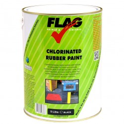 Chlorinated Rubber Paint 5 litre - RoadLine Paint