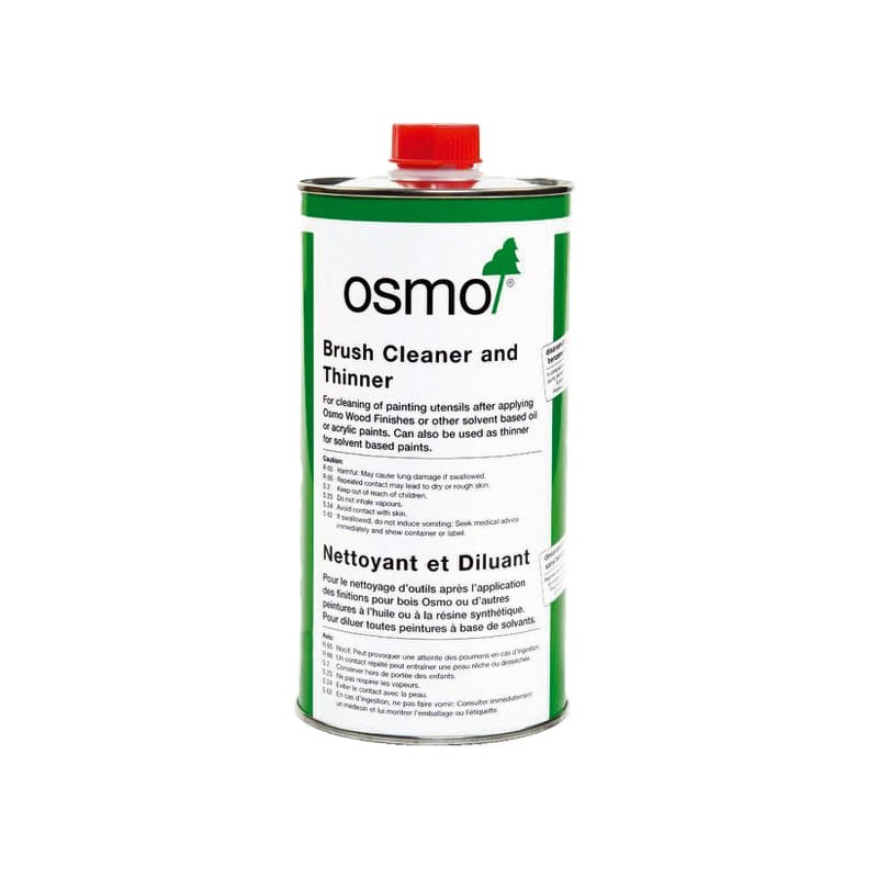 Osmo Brush Cleaner & Thinners 1 litre