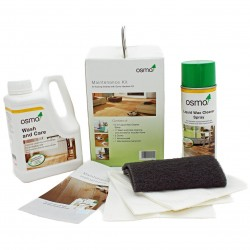 Osmo Maintenance Kit for Floors - Care & Maintenance Of Osmo Finished Floors