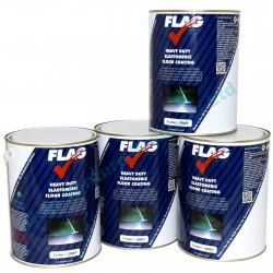 Heavy Duty Anti-Slip Floor Paint 4 x 5 Litres