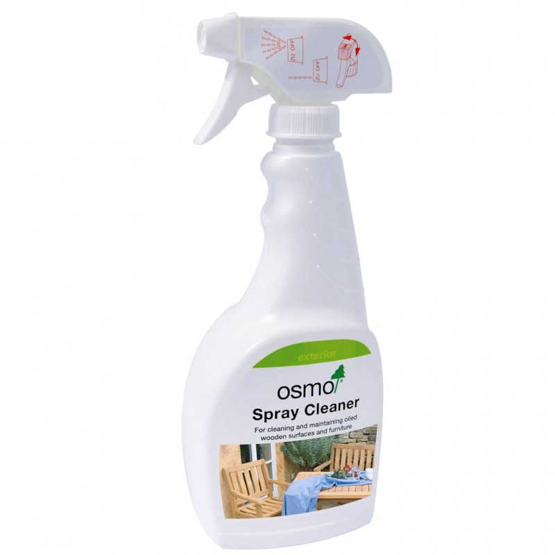 Osmo Exterior Spray Cleaner 500ml 8027