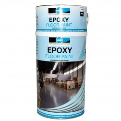 Two Part Water Based Epoxy Floor Paint