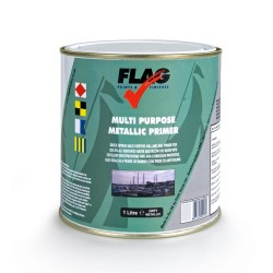 Flag Multi Purpose Metallic Primer 1 Litre