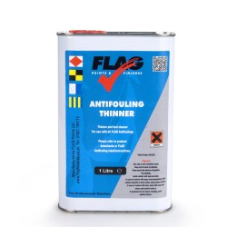 Flag Antifouling Thinner 1 Litre (No.3)