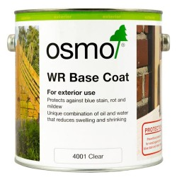 Osmo WR Base Coat 4001 2.5 litre