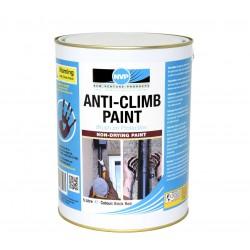 Anti Climb Paint (Anti-Vandal & Anti-Intruder) 5 Litres Brick Red