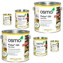 Osmo Polyx Hardwax Oil Anti-Slip Range