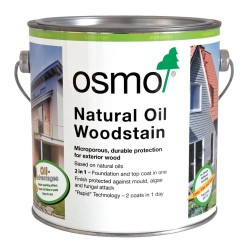 Osmo Natural Oil Woodstain 2.5 Litres