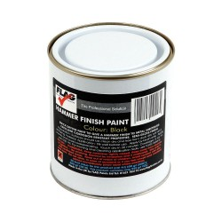 Black Hammer Finish Metal Paint