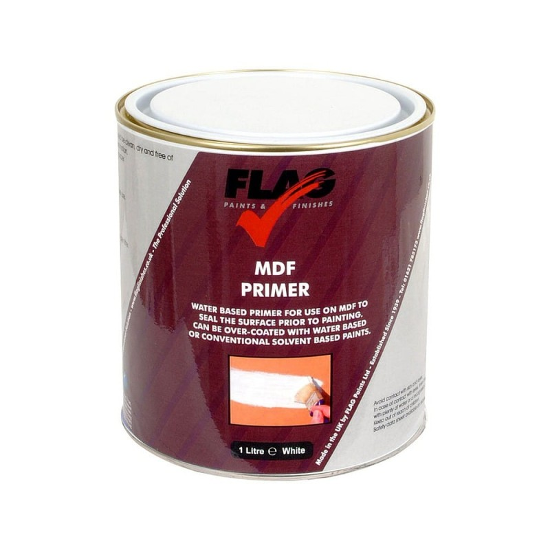 Flag MDF Quick Drying Acrylic Primer