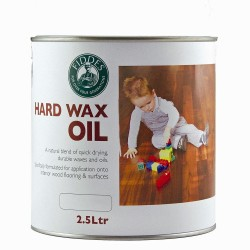 Fiddes Hard Wax Oil Clear 2.5 Litres
