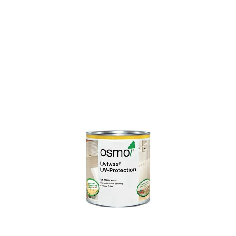 Osmo Uviwax Is A Water Based Finish With Excellent Uv