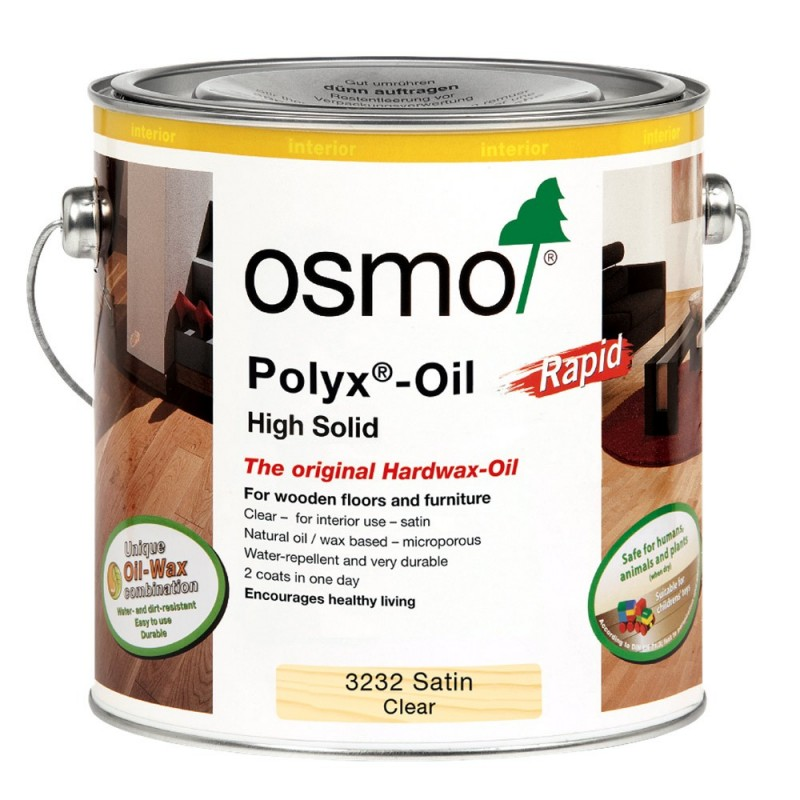 Osmo Polyx Oil Rapid 3232 Satin