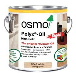 Osmo Polyx Oil Rapid 3240 White