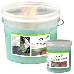 Osmo Wood Reviver Power Gel 6609D 2.5 litre with 150mm Brush