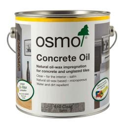 Osmo Concrete Oil Sealer 610C - 750ml Clear Satin