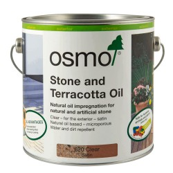 Osmo 620D 2.5 Litres Stone and Terracotta Exterior Oil