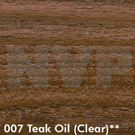 007 Teak Oil (Clear)